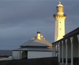 Green Cape Lighthouse - Accommodation in Bendigo