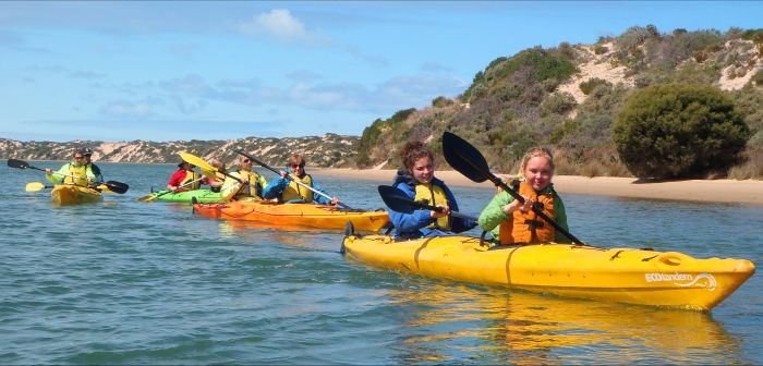 Canoe the Coorong - Accommodation in Bendigo