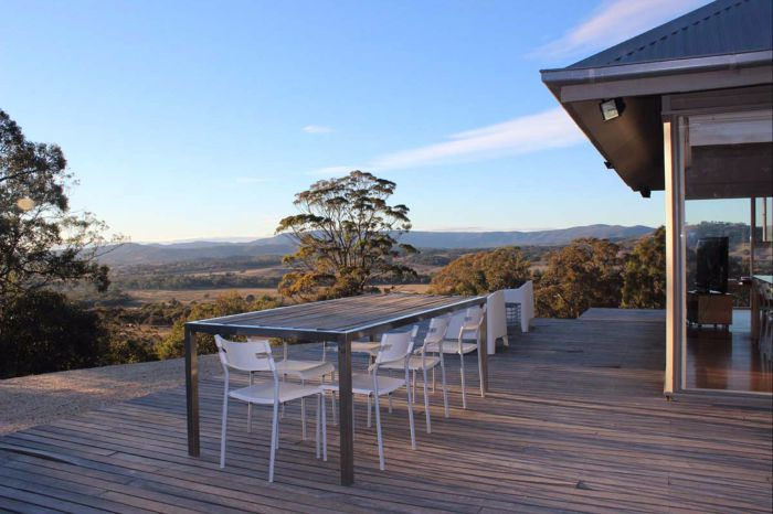 Mount Mitchell - Accommodation in Bendigo