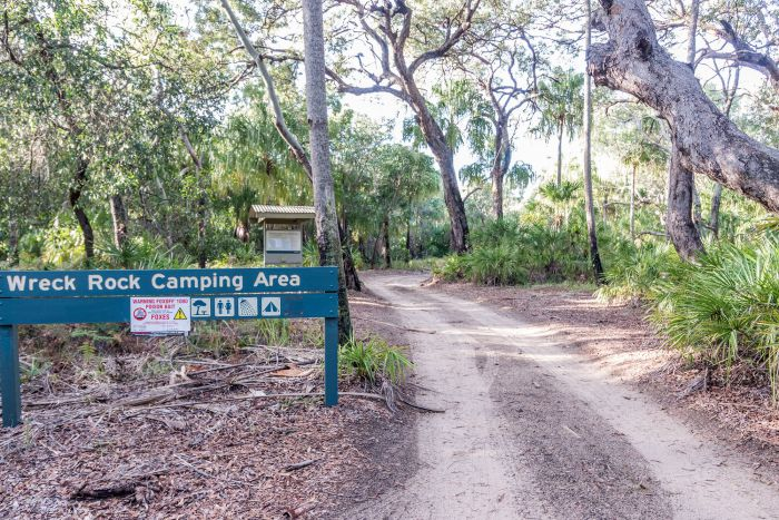 Deepwater National Park Camping Ground - Accommodation in Bendigo