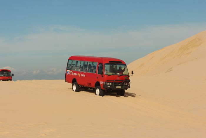 Port Stephens 4WD Tours - Accommodation in Bendigo