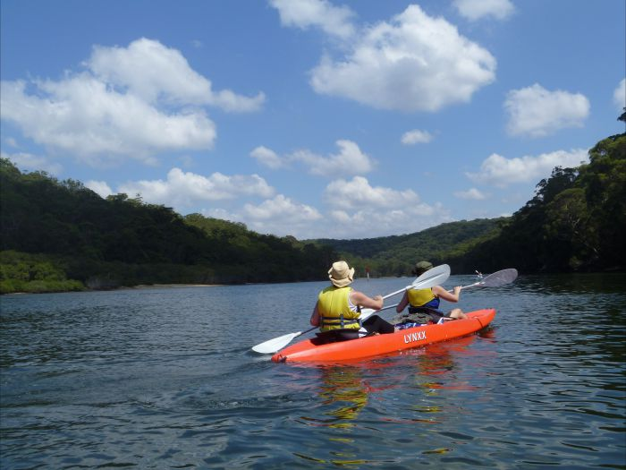 Bundeena Kayaks - Accommodation in Bendigo
