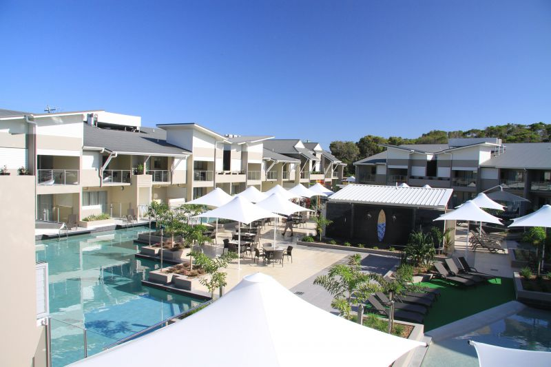 Lagoons 1770 Resort and Spa - Accommodation in Bendigo