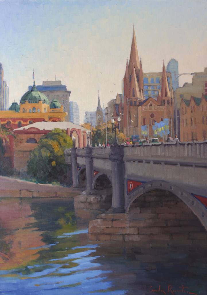 Rossiters Paintings - Accommodation in Bendigo