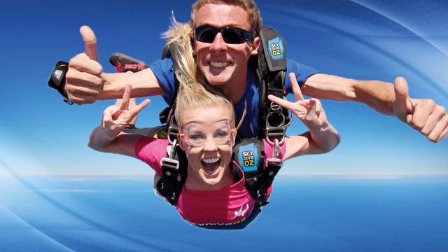 Skydive Oz Canberra - Accommodation in Bendigo