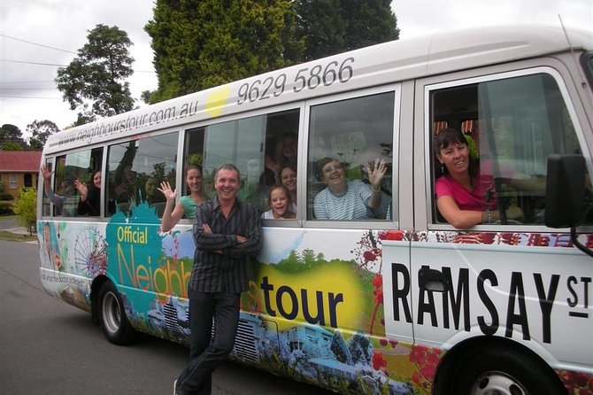 The Official Neighbours Tour of Ramsay Street