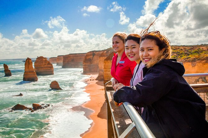 -Day Melbourne Tour City Sightseeing Great Ocean Road and Phillip Island