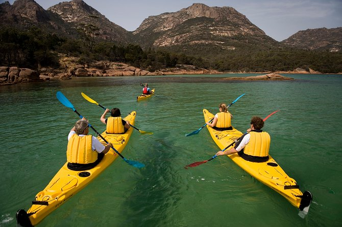 The Freycinet Paddle - Accommodation in Bendigo