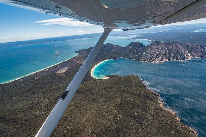 Freycinet Peninsula Or Wineglass Bay Scenic Flight - Accommodation in Bendigo