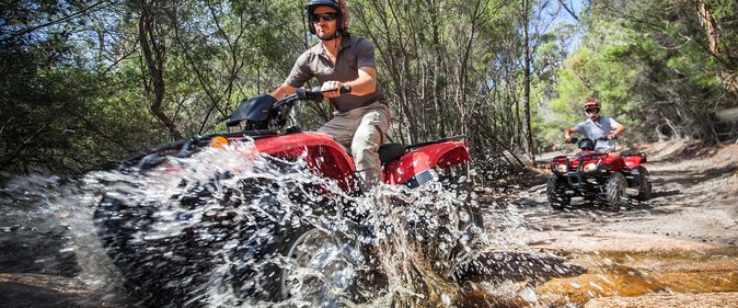 Quad Bike 2-Hour Adventure Freycinet National Park - Accommodation in Bendigo