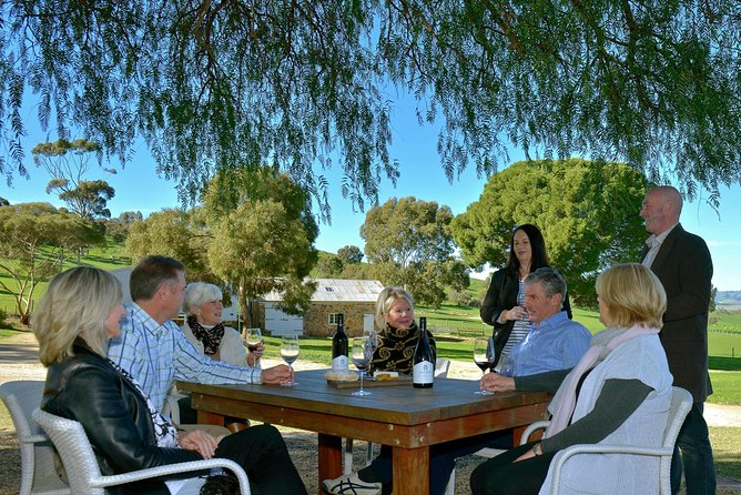 Small-Group Barossa Valley Food and Wine Tour - Accommodation in Bendigo