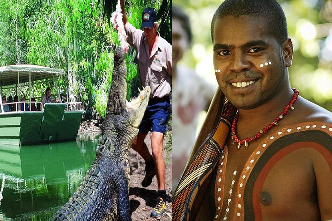 Hartley's Crocodile Adventures and Tjapukai Cultural Park Day Trip from Cairns - Accommodation in Bendigo