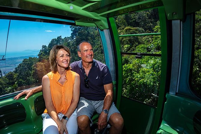 Skyrail Rainforest Cableway Day Trip from Palm Cove - Accommodation in Bendigo