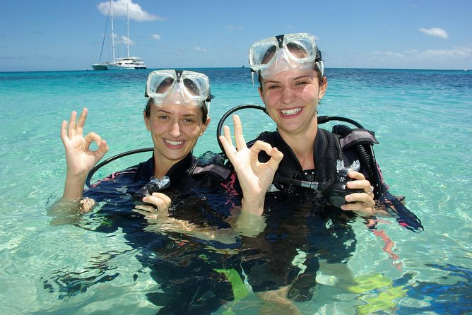 Ocean Spirit Michaelmas Cay Dive and Snorkel Cruise from Palm Cove - Accommodation in Bendigo