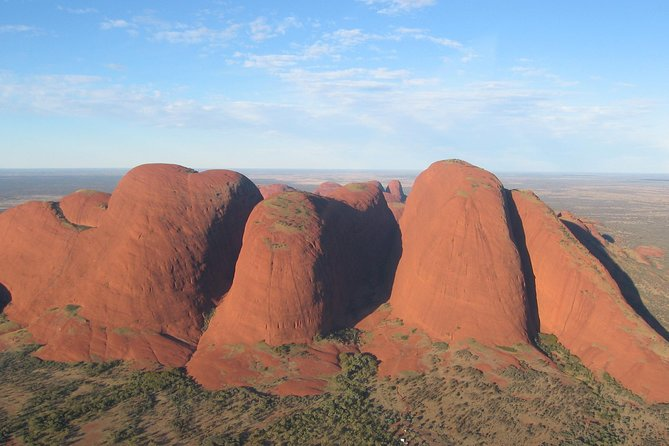 Kata Tjuta and Uluru Grand View Helicopter Flight - Accommodation in Bendigo