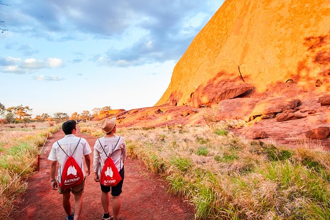 Uluru Sunrise and Guided Base Walk - Accommodation in Bendigo