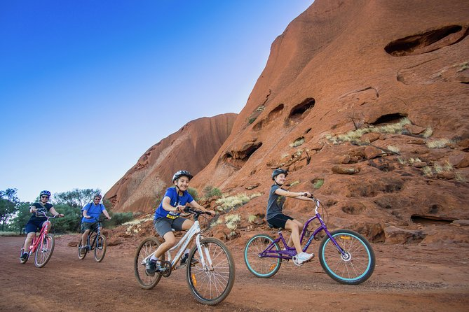 Outback Cycling Uluru Bike Ride - Accommodation in Bendigo