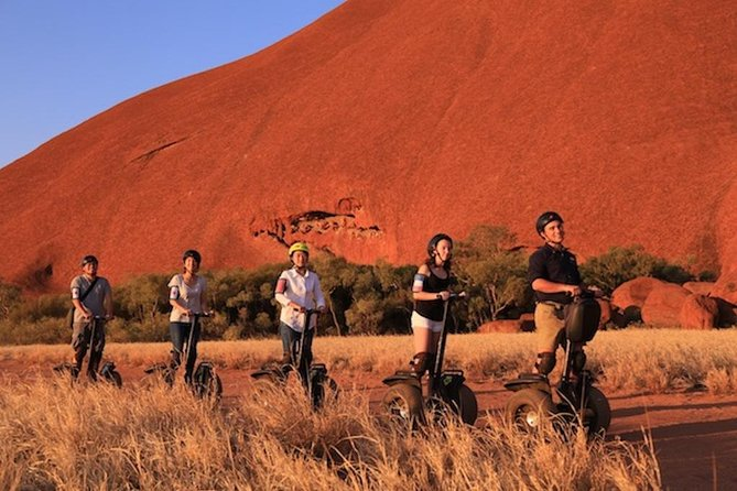 Quarter Uluru Segway  Sunset - Accommodation in Bendigo