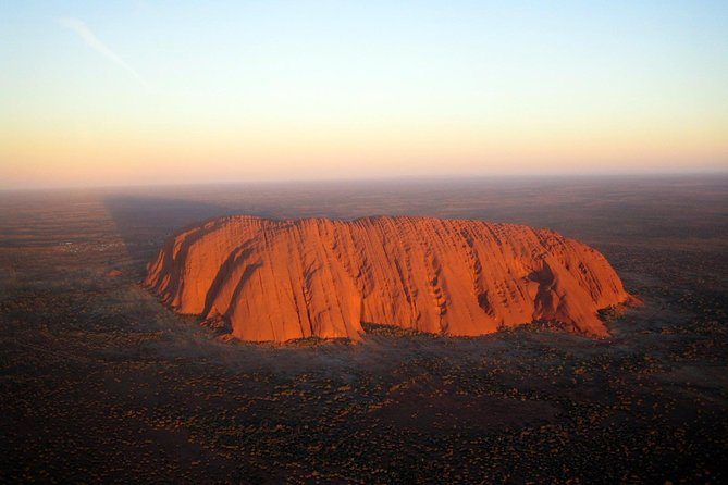 Fixed-Wing Scenic Flight from Uluru Ayers Rock - Accommodation in Bendigo
