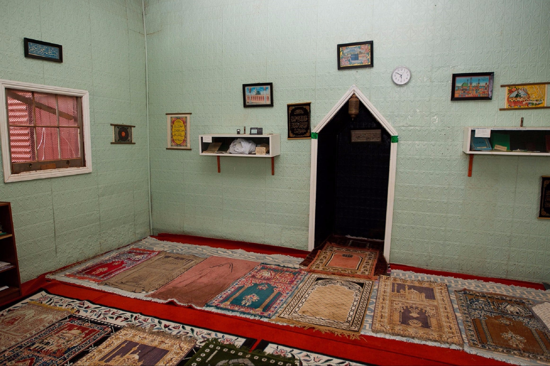 Afghan Mosque - Accommodation in Bendigo