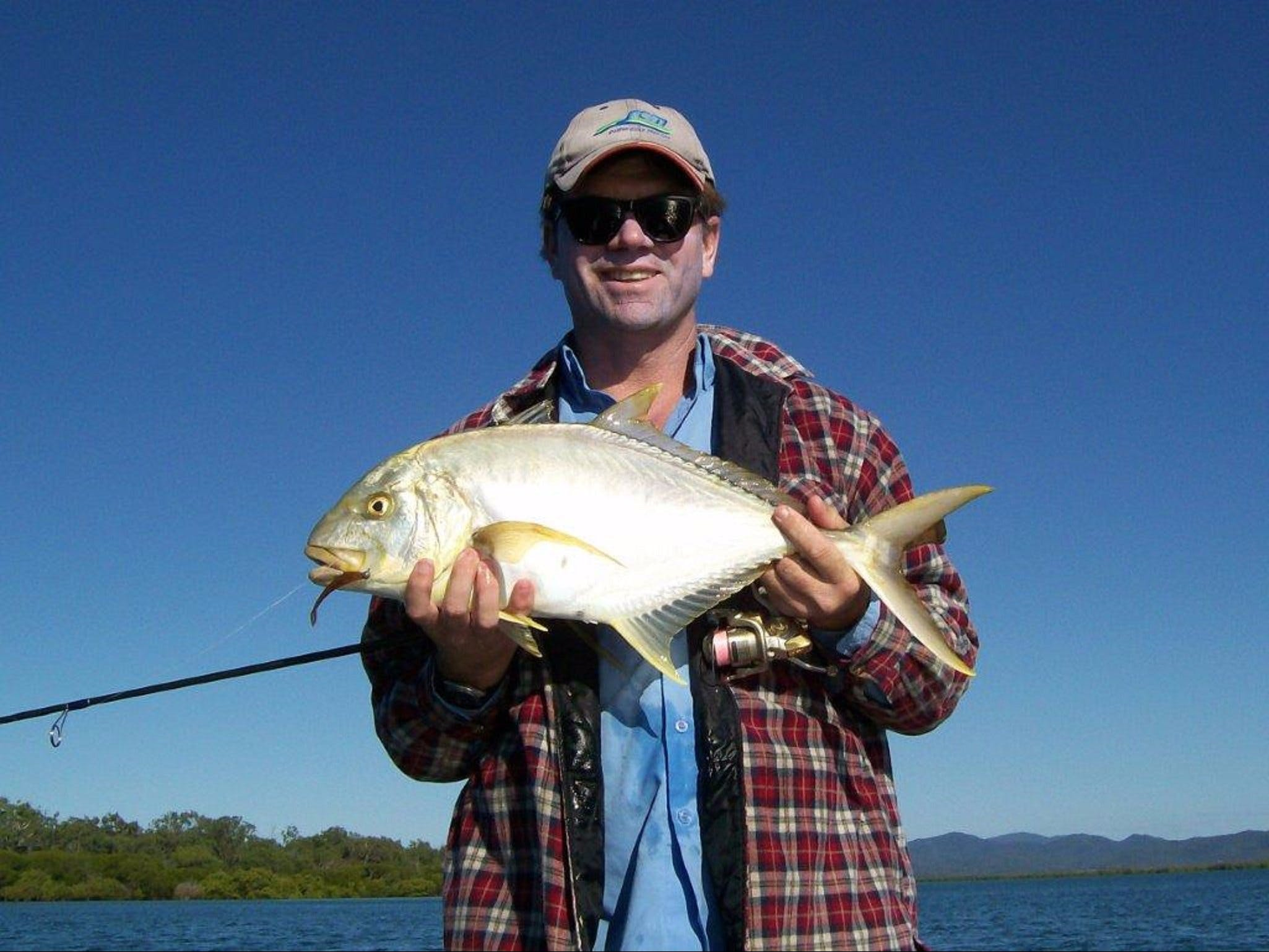 Barramundi to Trevally  A Seaforth Fishing Adventure - Accommodation in Bendigo