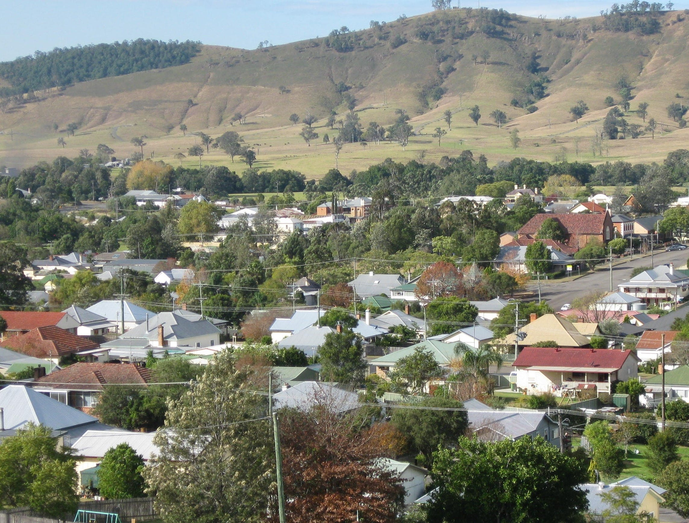Dungog - Accommodation in Bendigo