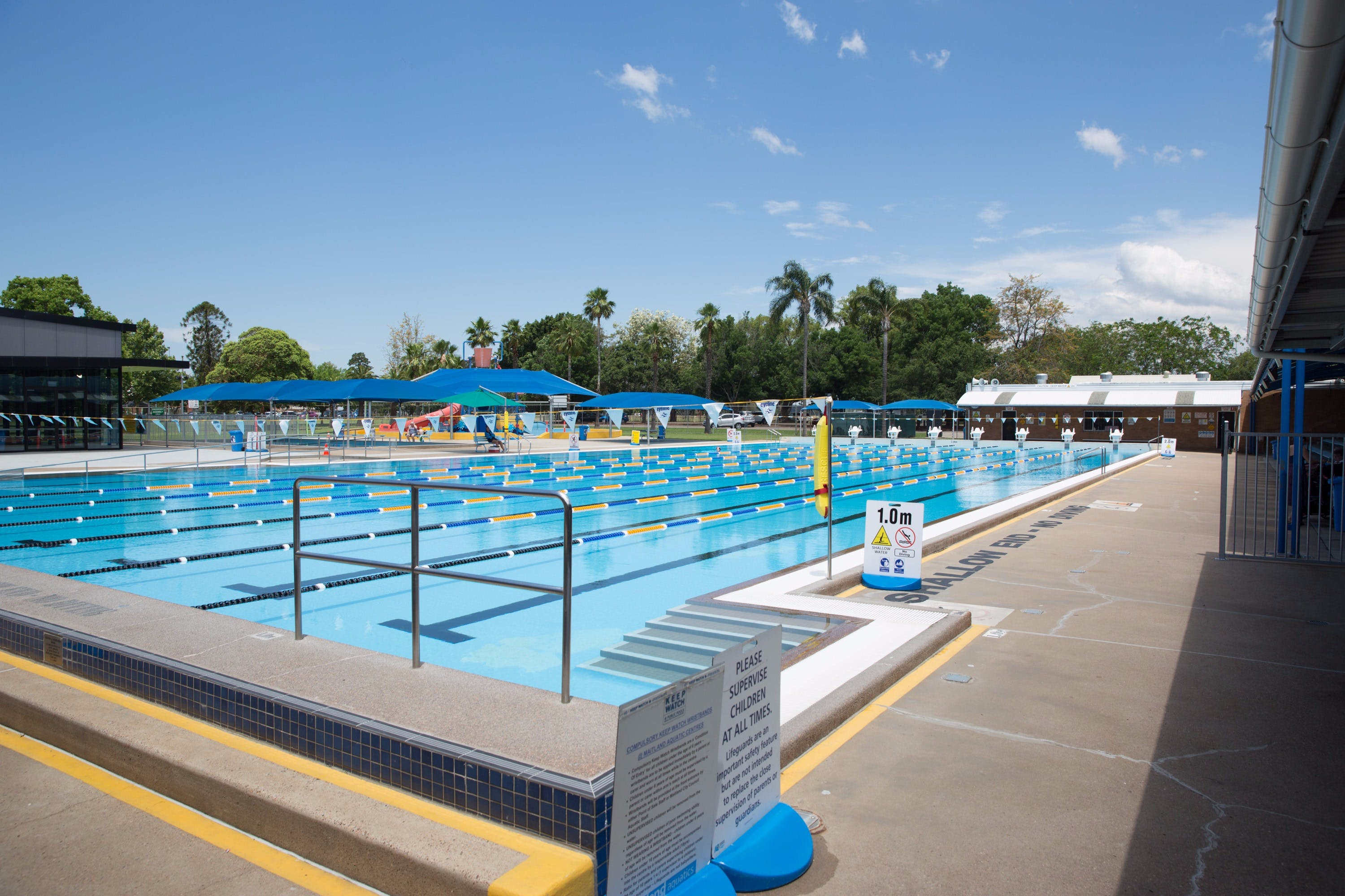 East Maitland Aquatic Centre - Accommodation in Bendigo