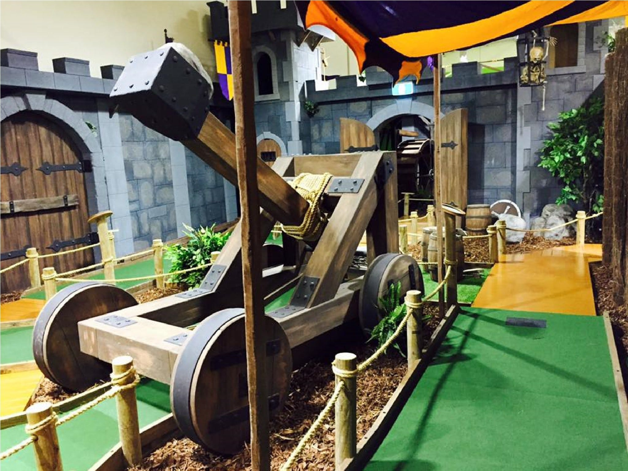 Mini Golf King - Accommodation in Bendigo