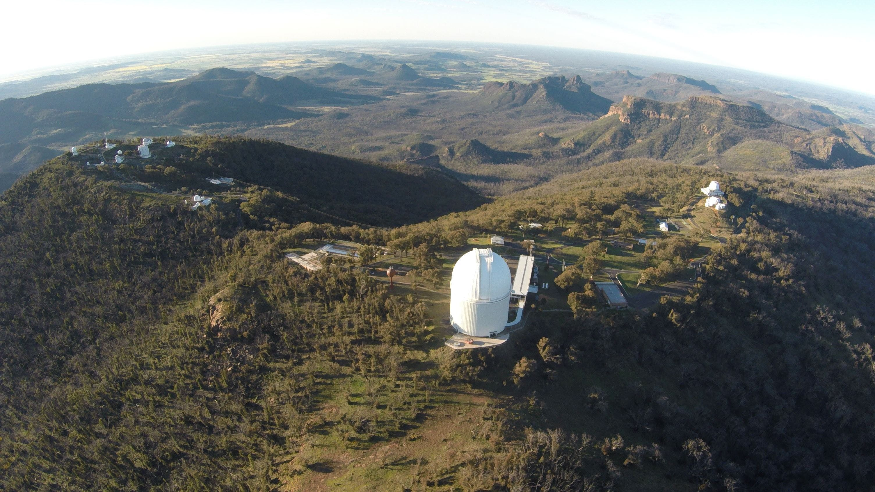 Siding Spring Observatory - Accommodation in Bendigo