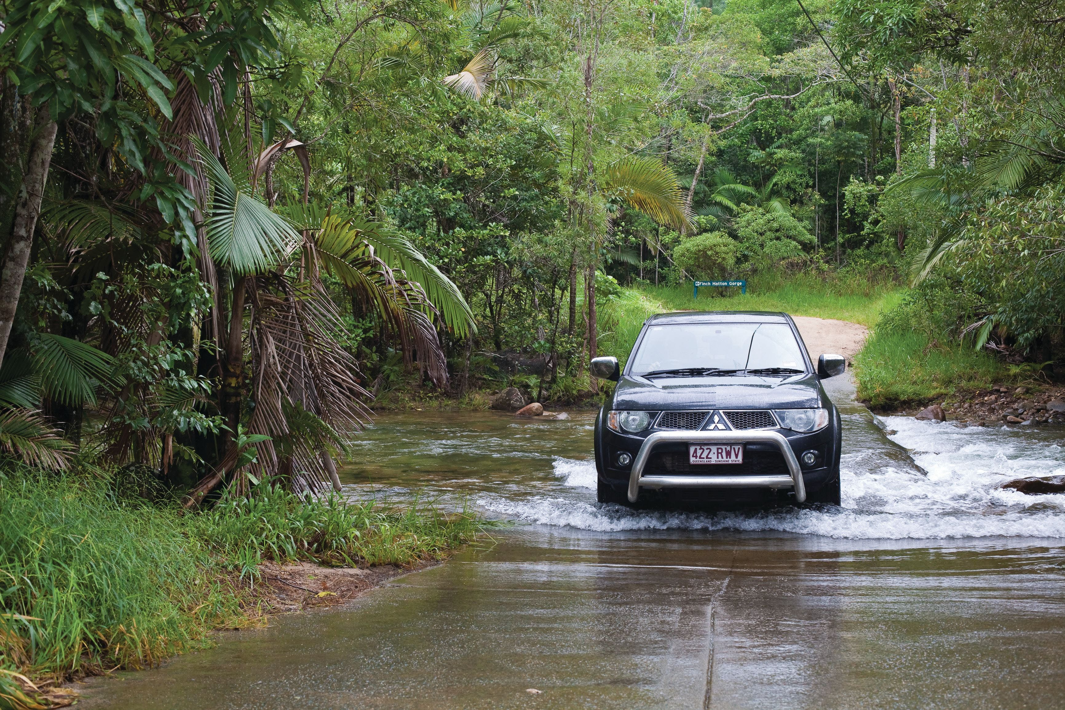The Pioneer Valley and Eungella National Park - Accommodation in Bendigo