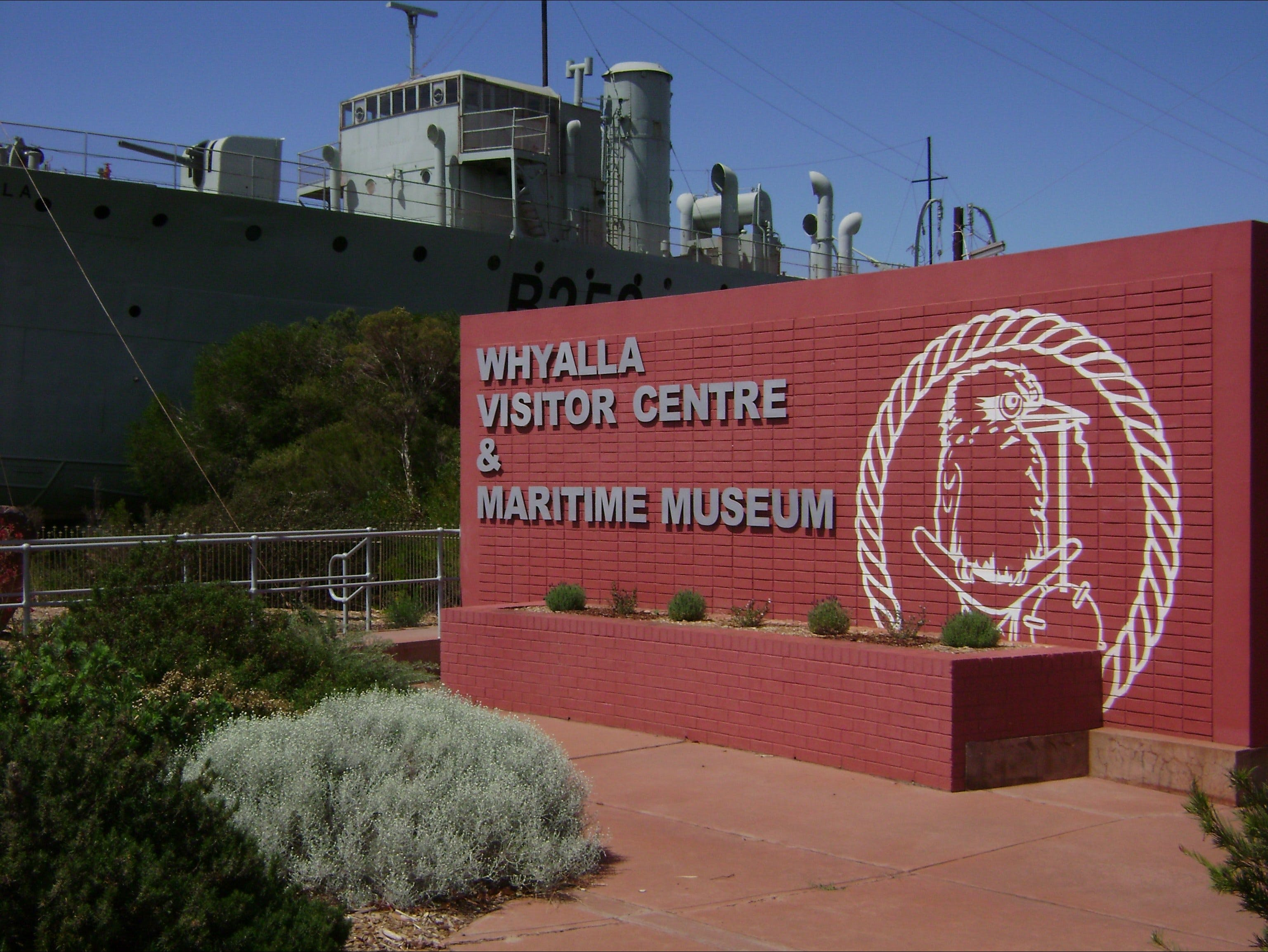 Whyalla Maritime Museum - Accommodation in Bendigo