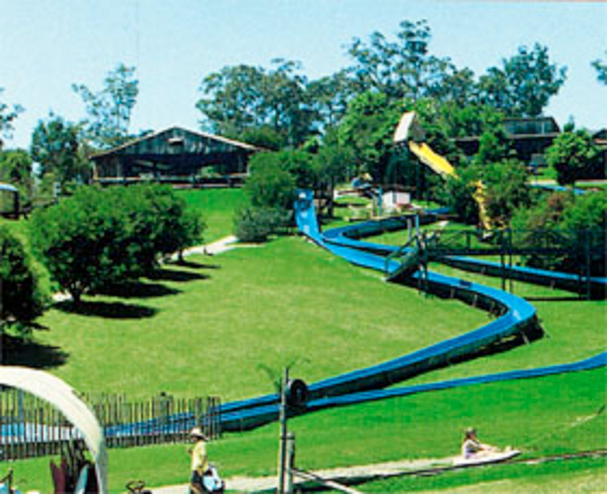 Big Buzz Fun Park - Accommodation in Bendigo