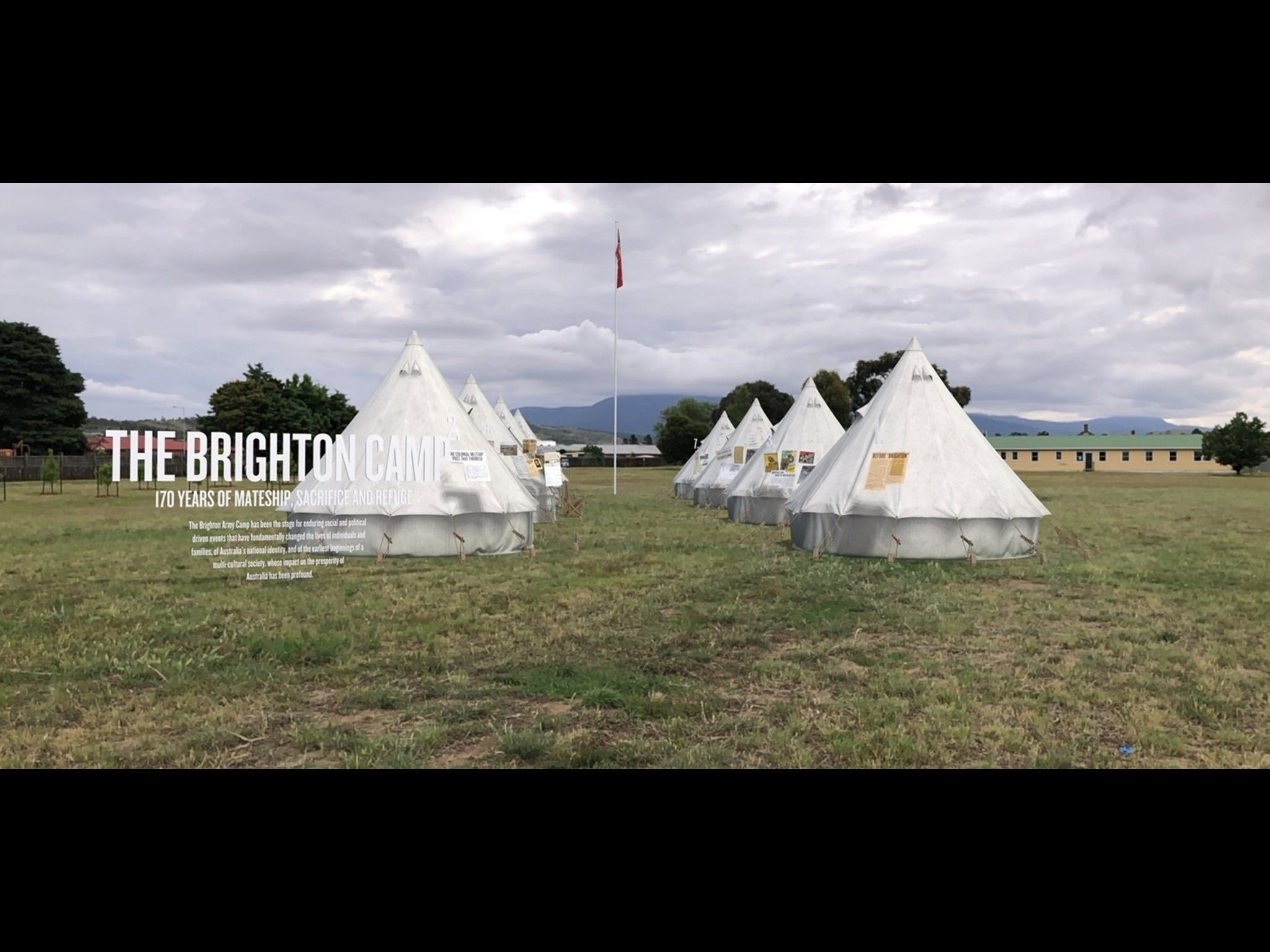 Brighton Army Camp - Accommodation in Bendigo