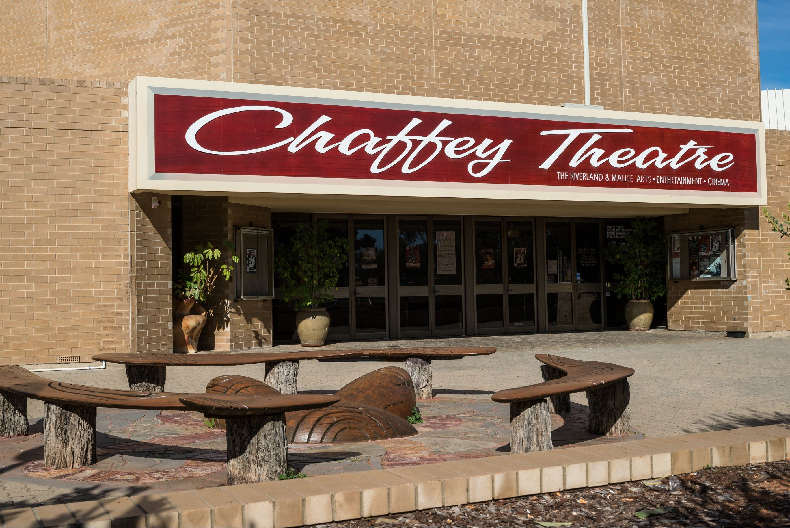 Chaffey Theatre - Accommodation in Bendigo