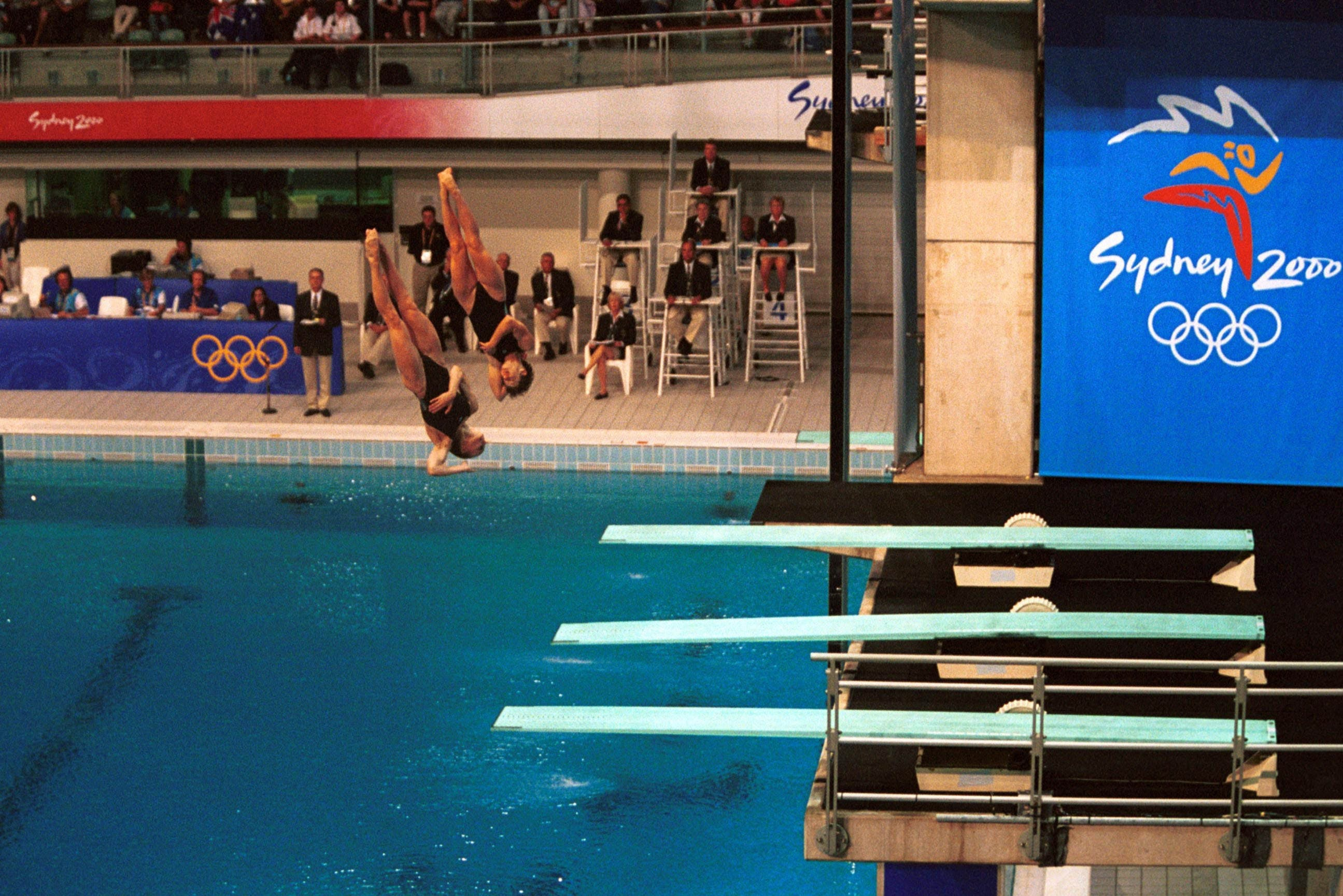 Dive Into History at Sydney Olympic Park Aquatic Centre - Accommodation in Bendigo