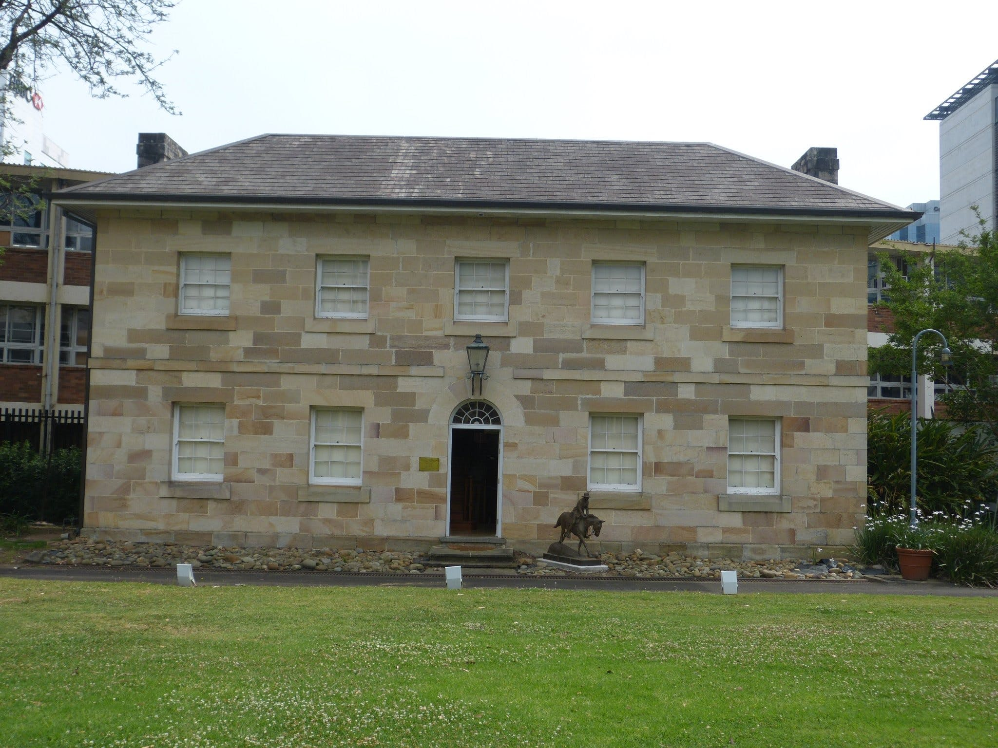 New South Wales Lancers Memorial Museum - Accommodation in Bendigo
