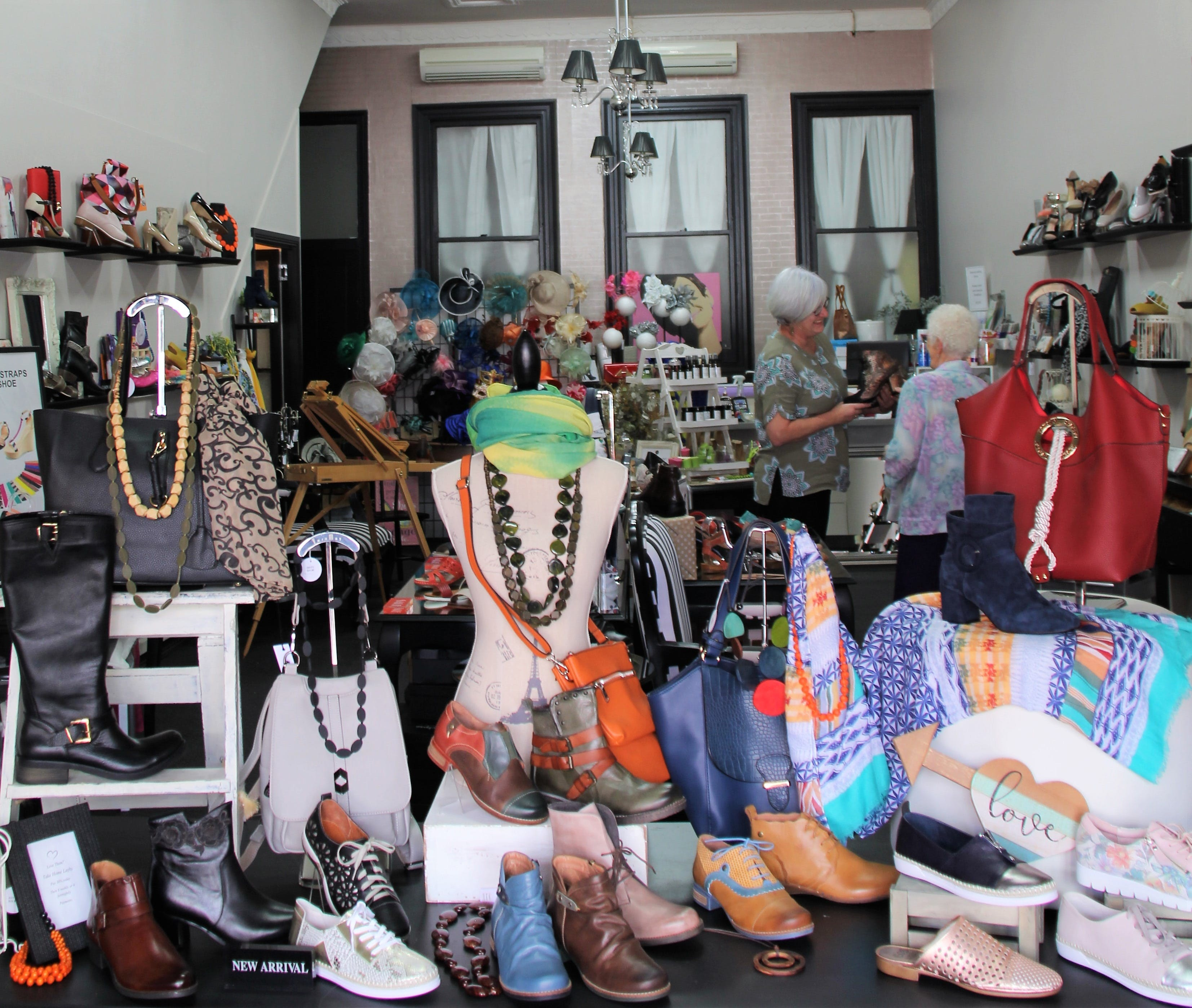 Obsession Shoes Boutique - Accommodation in Bendigo