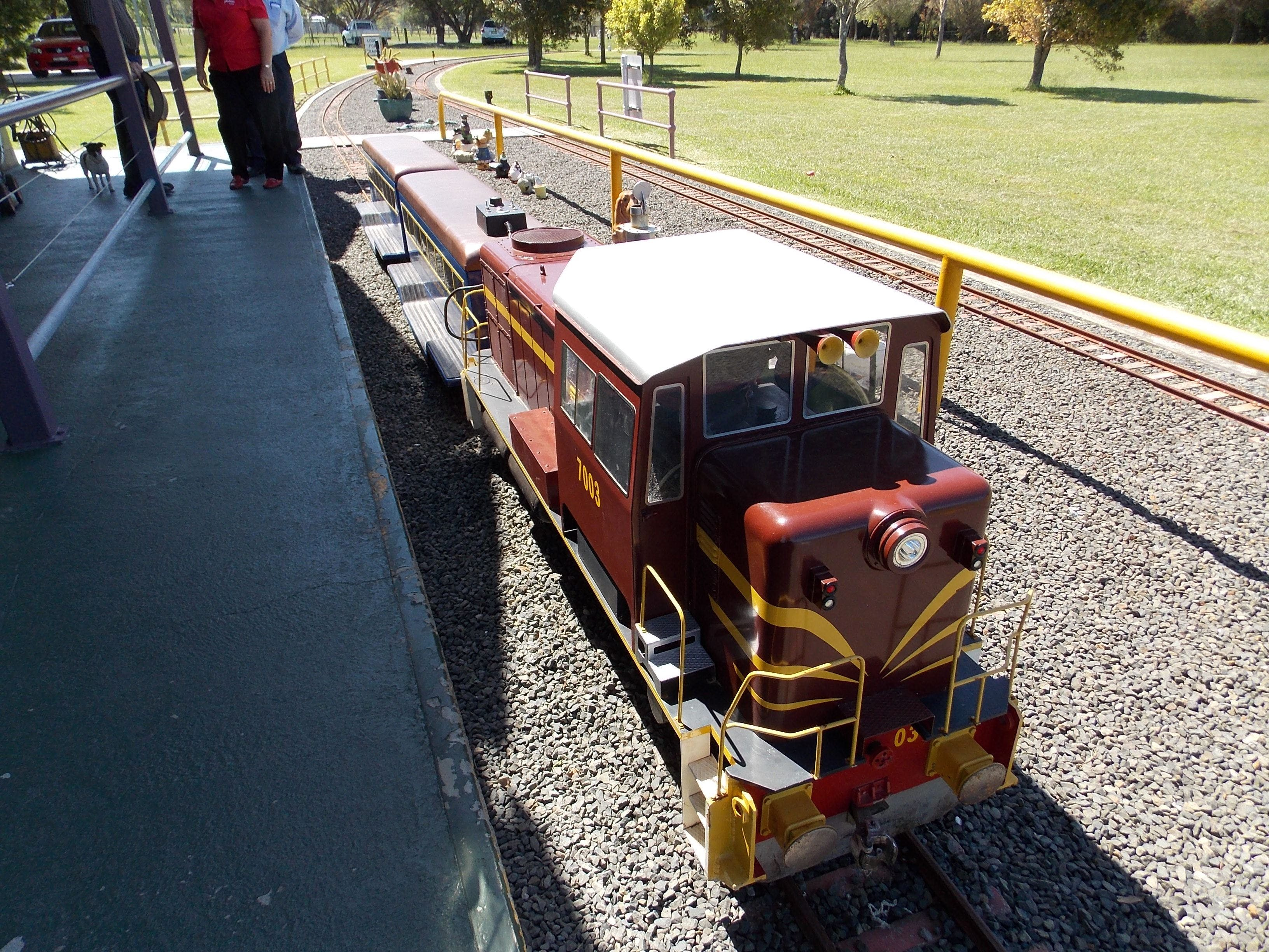 Penwood Miniature Railway - Accommodation in Bendigo