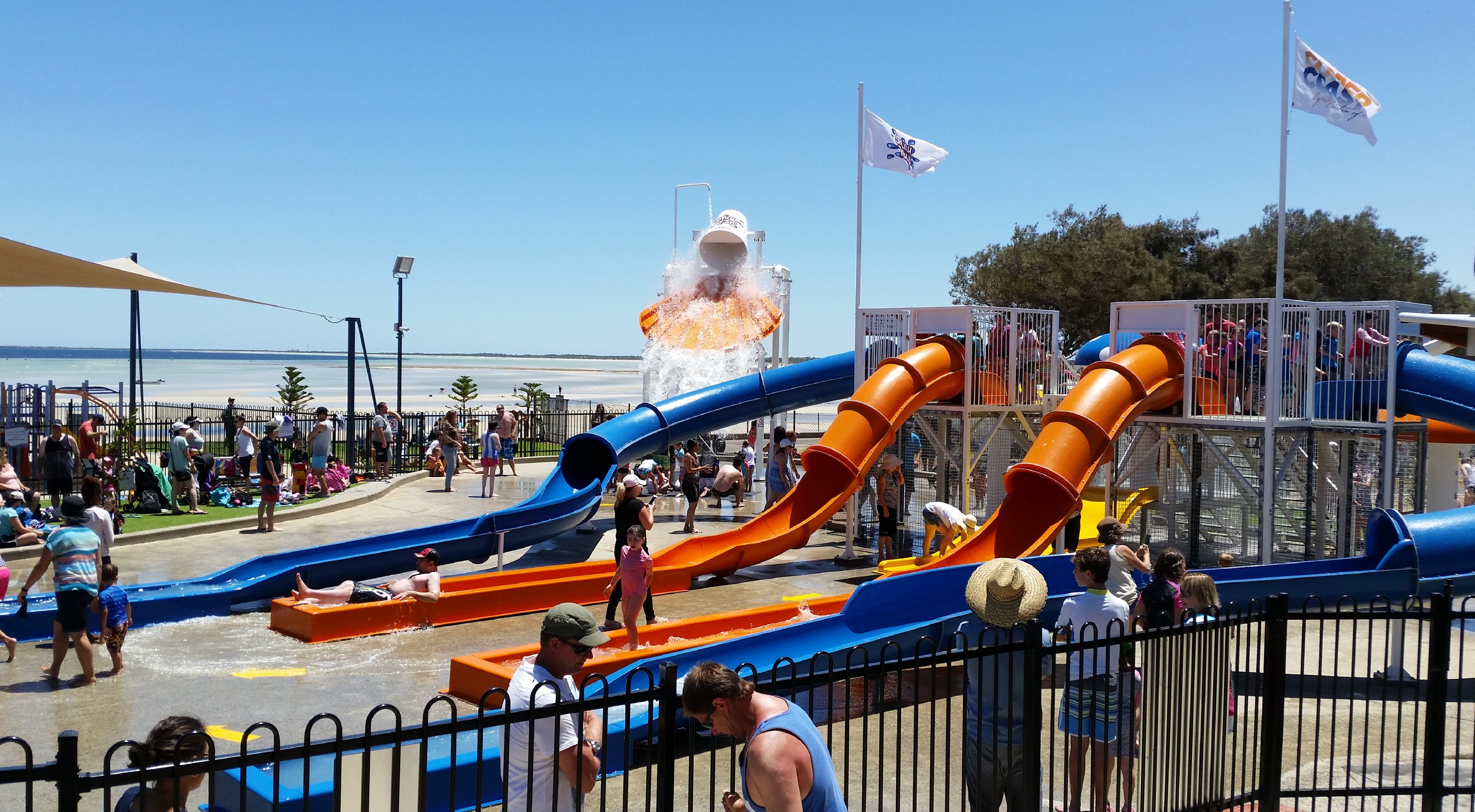 Splash Town - Copper Coast - Accommodation in Bendigo