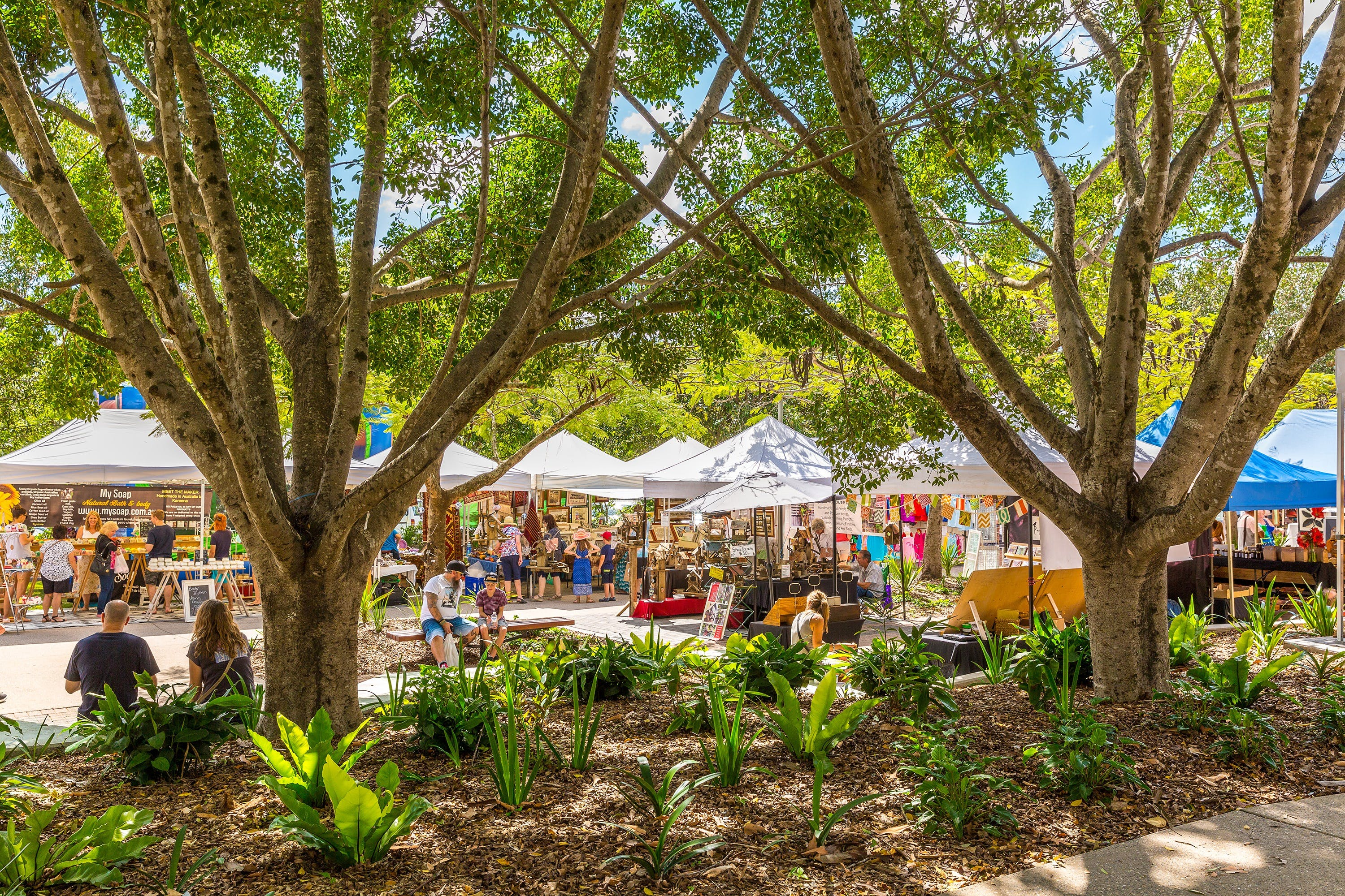 The Original Eumundi Markets - Accommodation in Bendigo