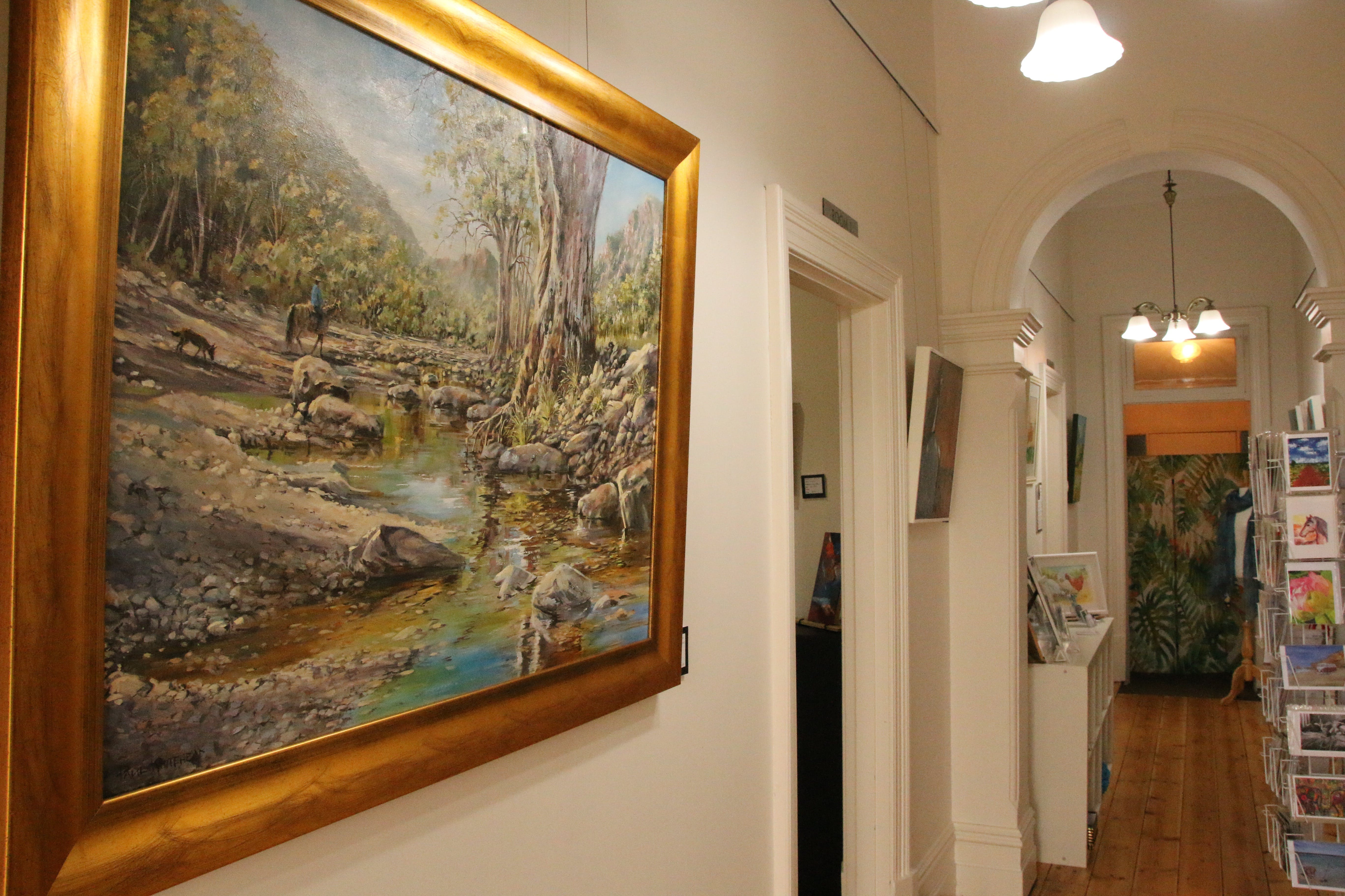 Arts Collective Clare Valley formerly Art at Auburn - Accommodation in Bendigo