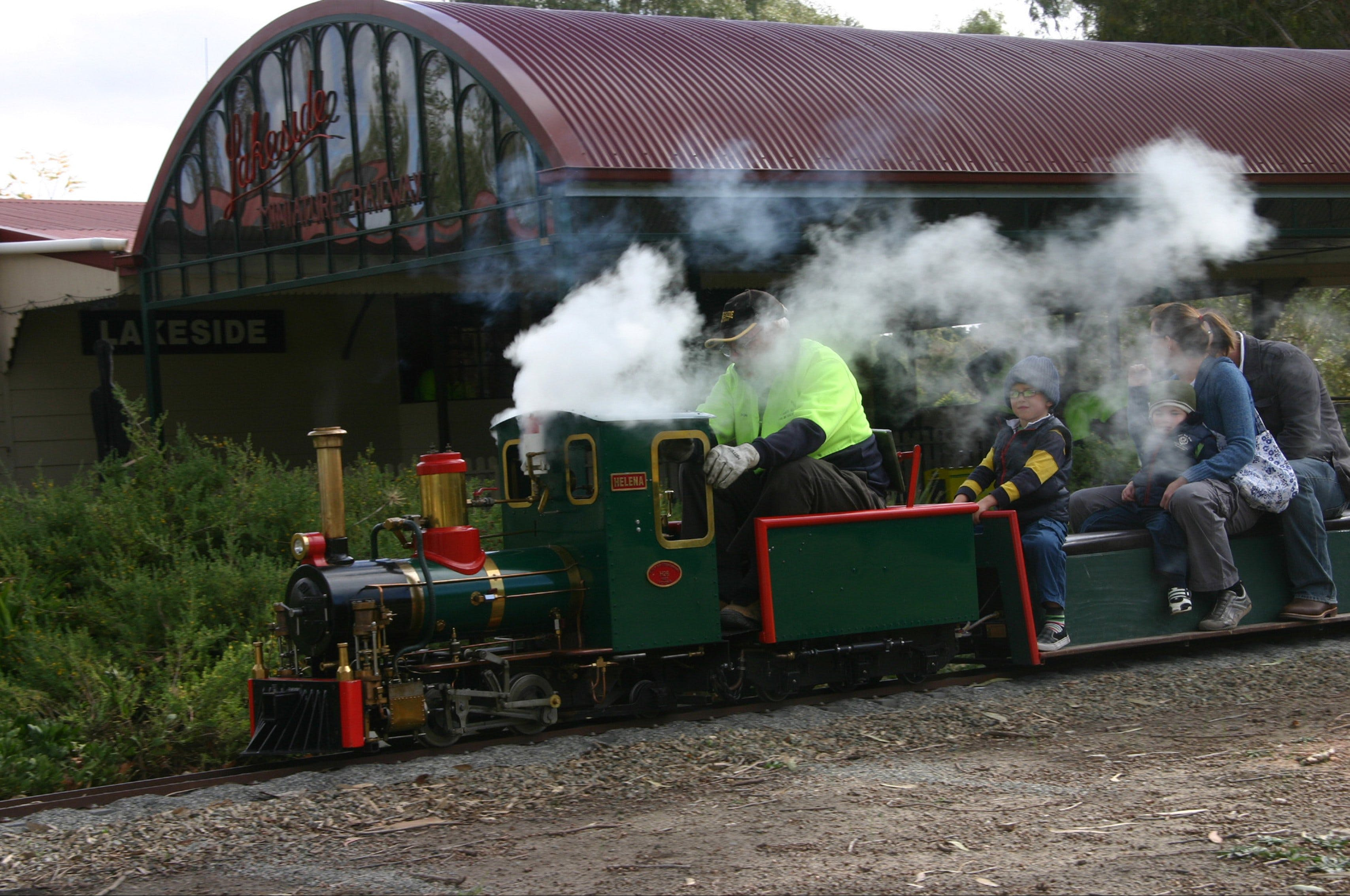 Clare Valley Model Engineers - Accommodation in Bendigo