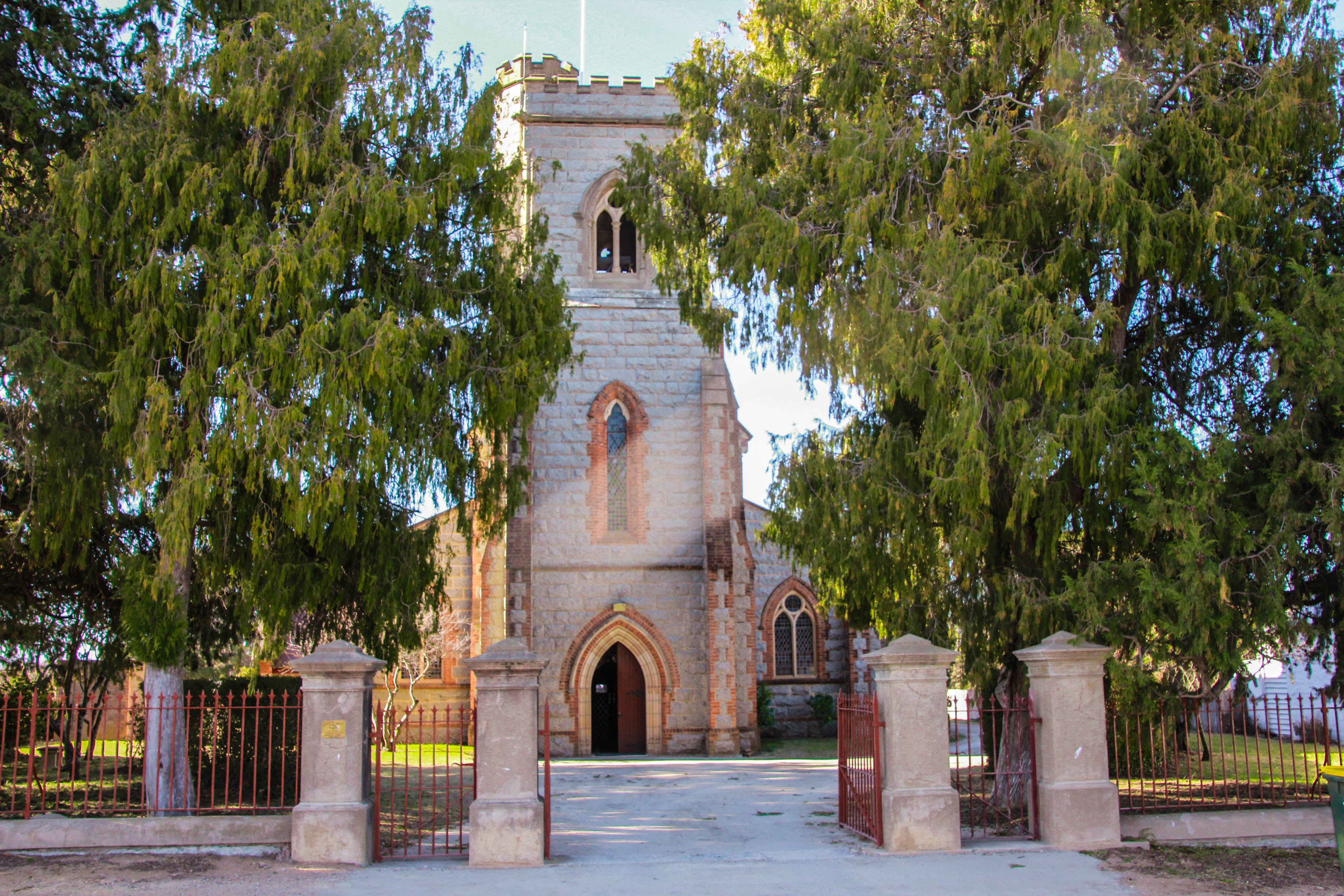 Parish Church of St Andrew - Accommodation in Bendigo