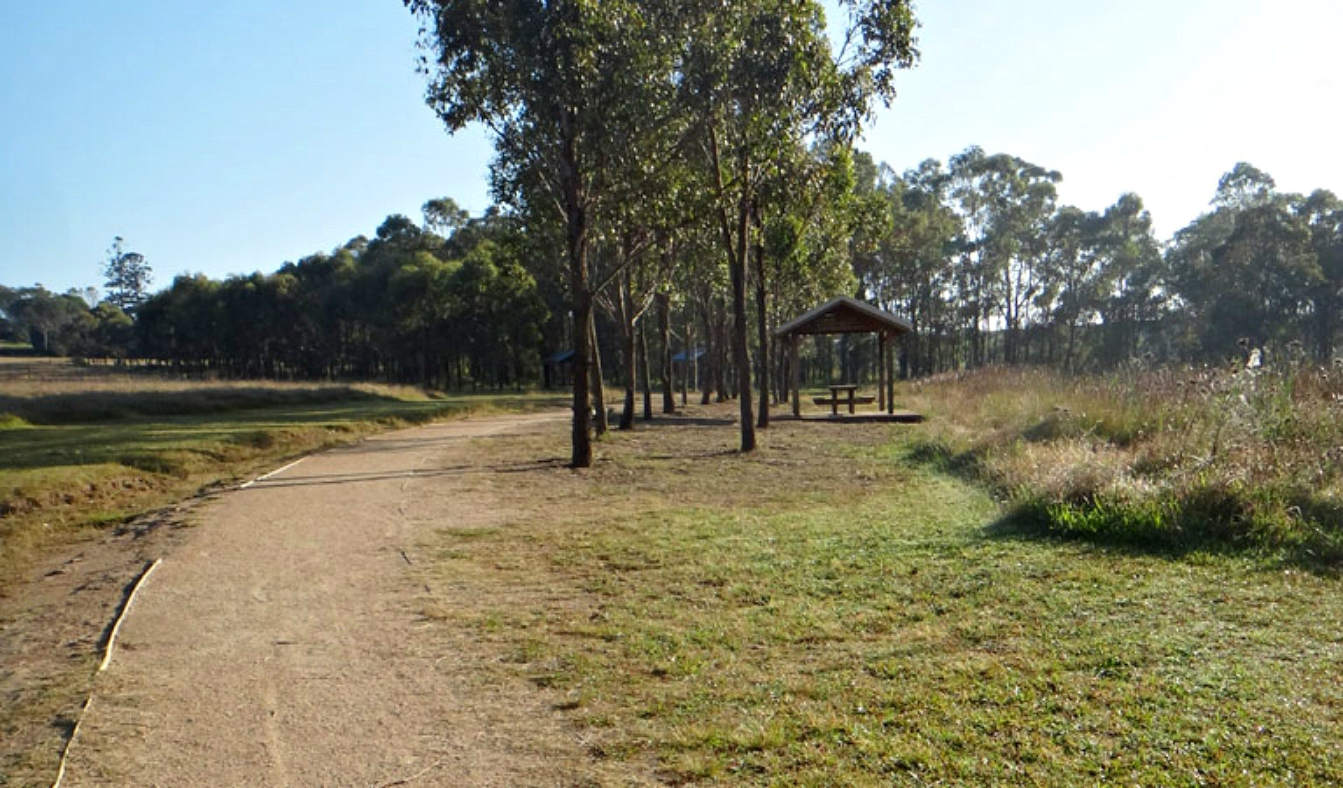 Rouse Hill Estate Walk - Accommodation in Bendigo