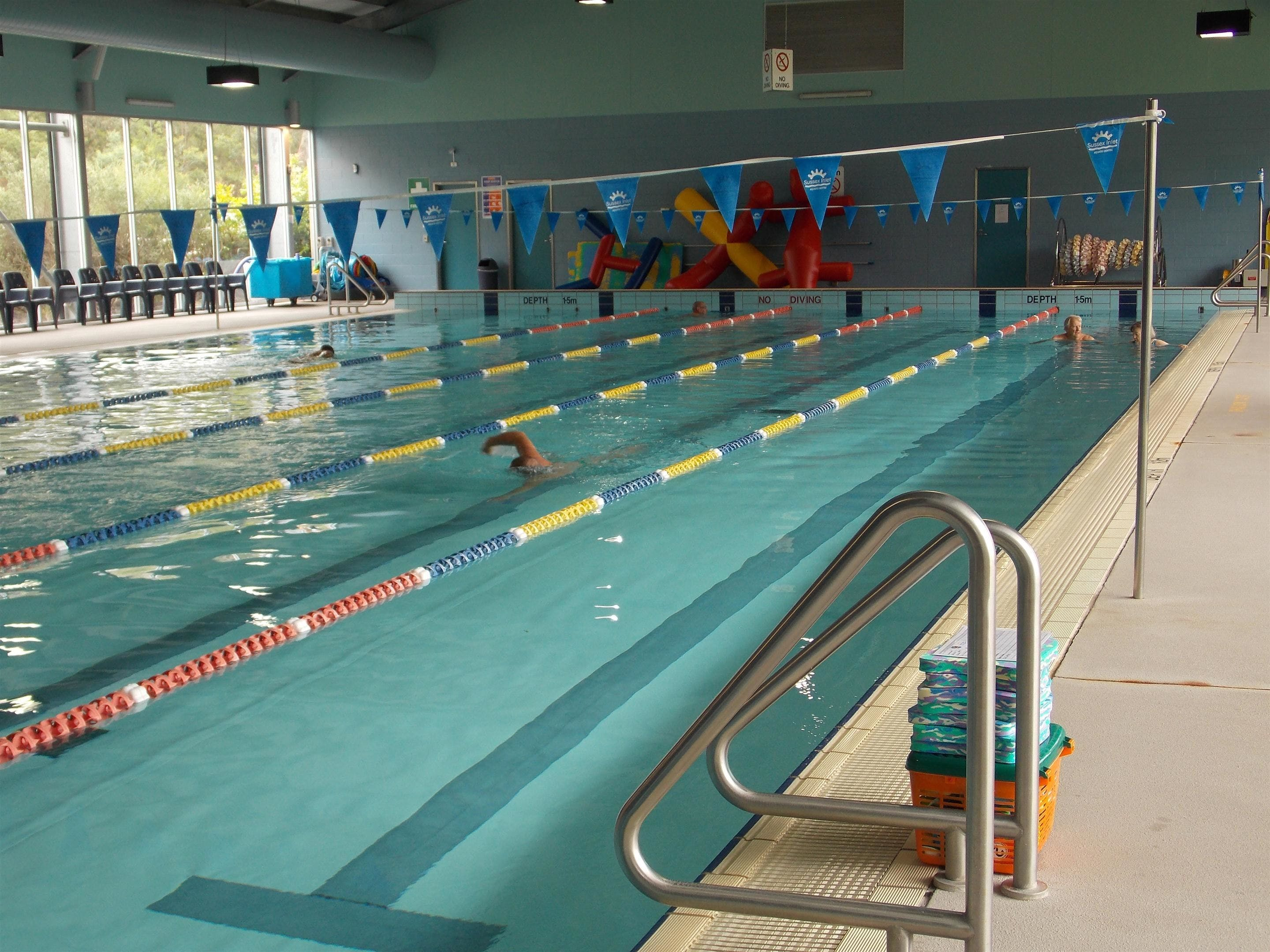 Sussex Inlet Aquatic Centre - Accommodation in Bendigo