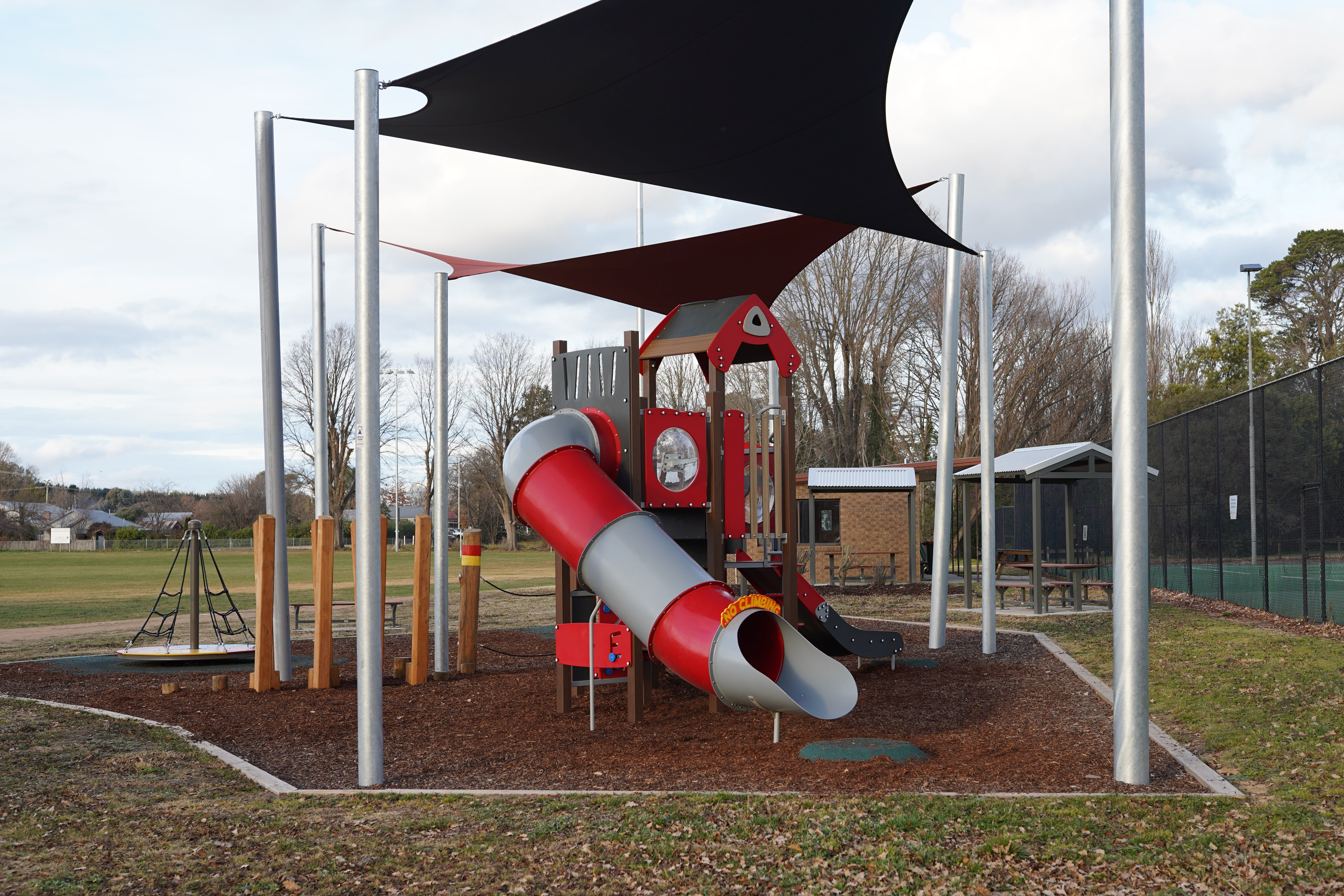 Braidwood Recreation Grounds and Playground - Accommodation in Bendigo