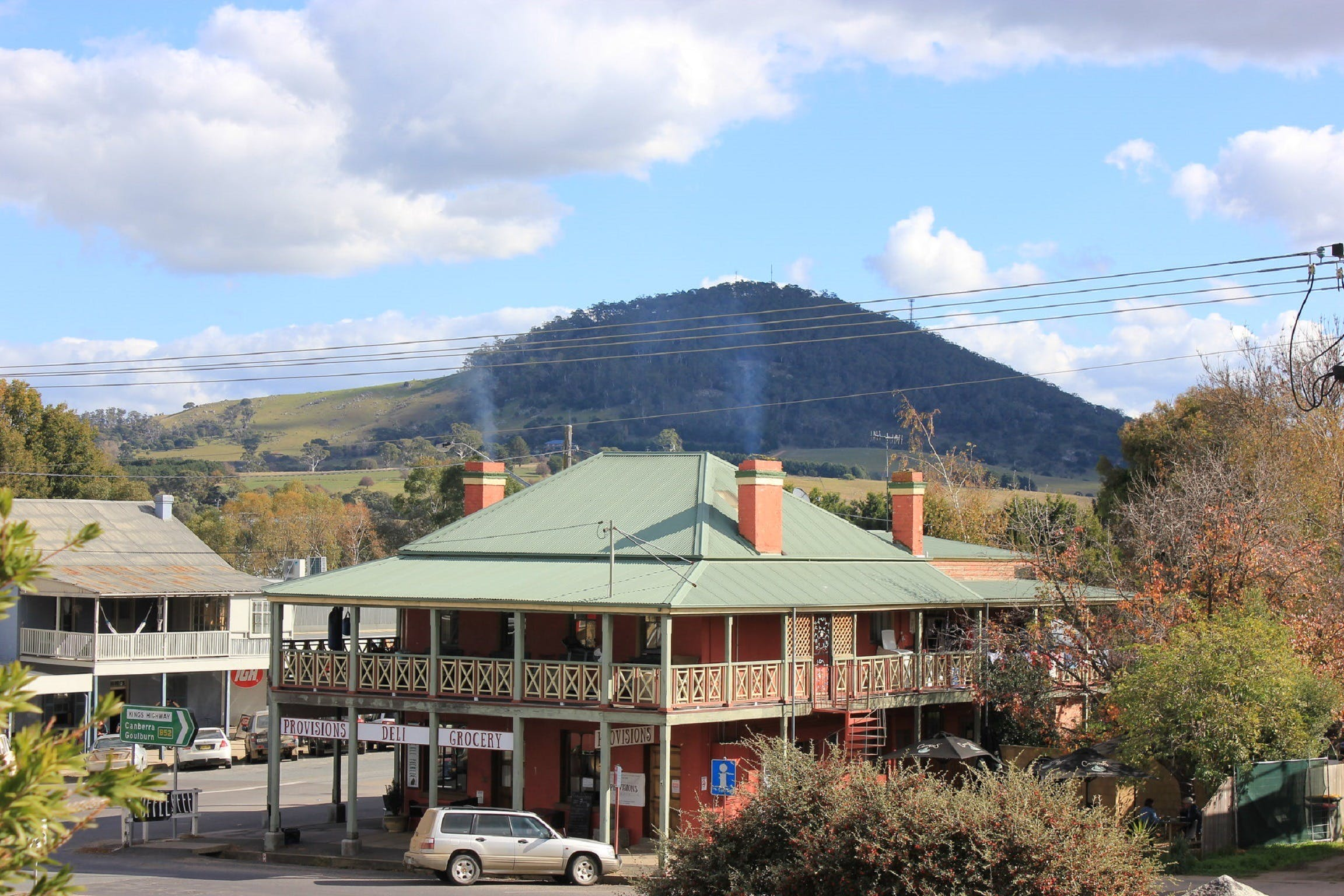 Braidwood Heritage Walk - Accommodation in Bendigo