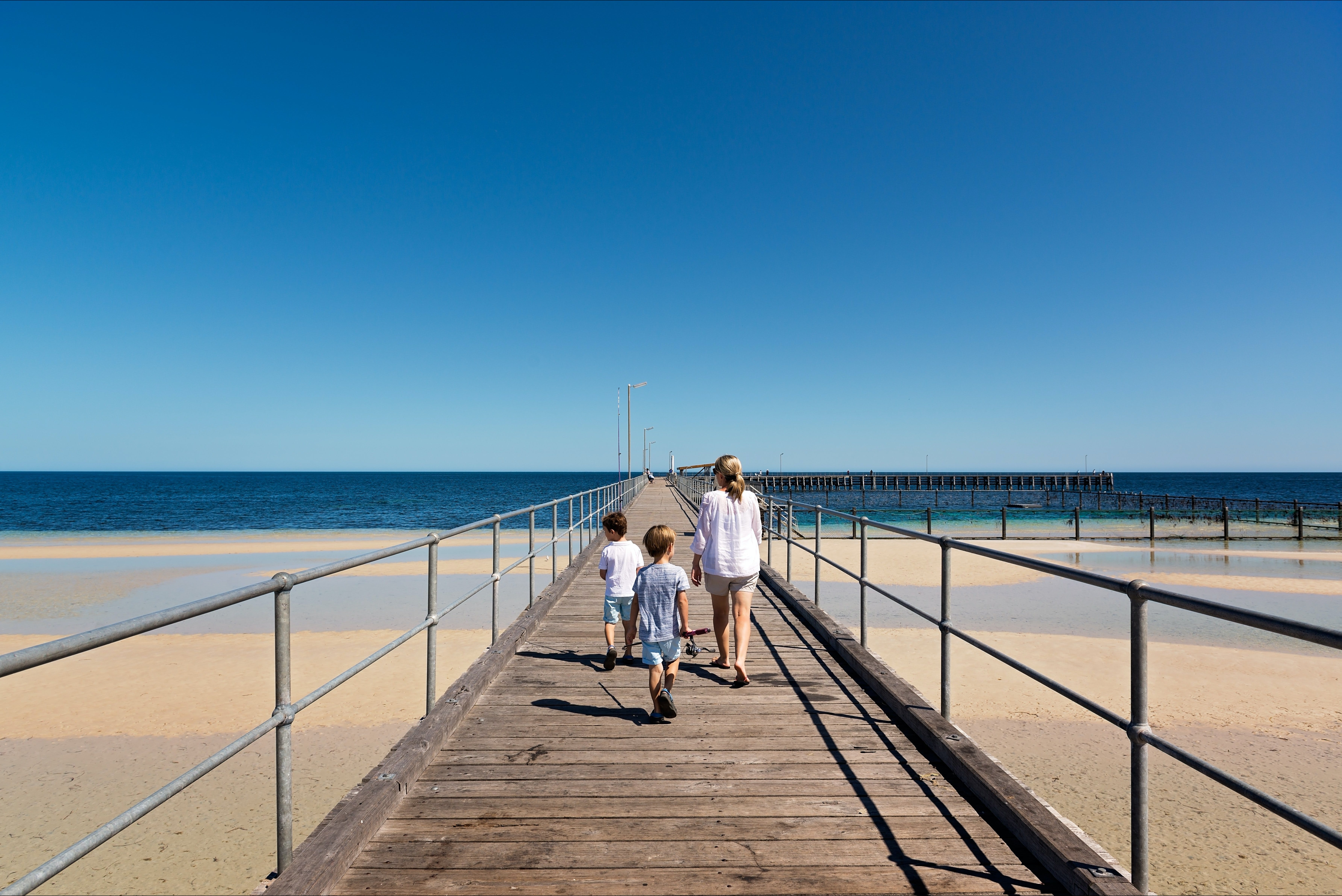 Moonta Bay Jetty - Accommodation in Bendigo