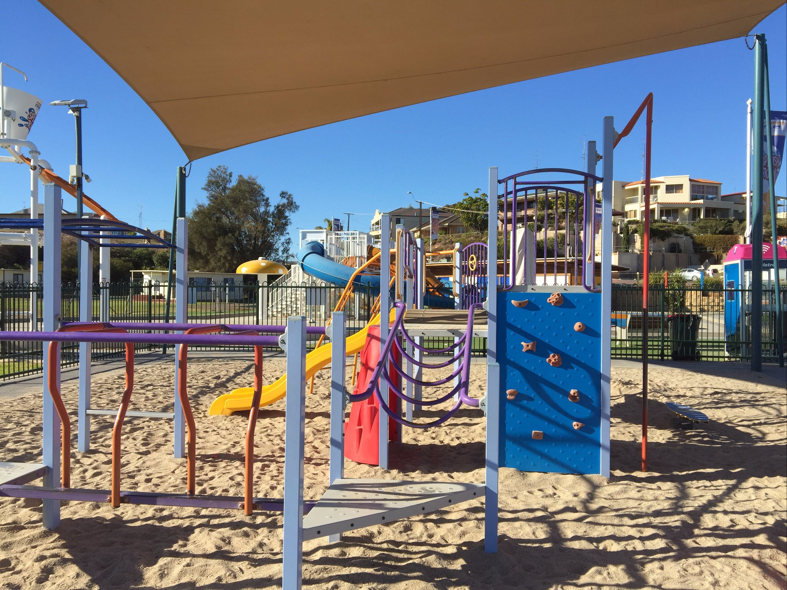 Moonta Bay Playground - Accommodation in Bendigo
