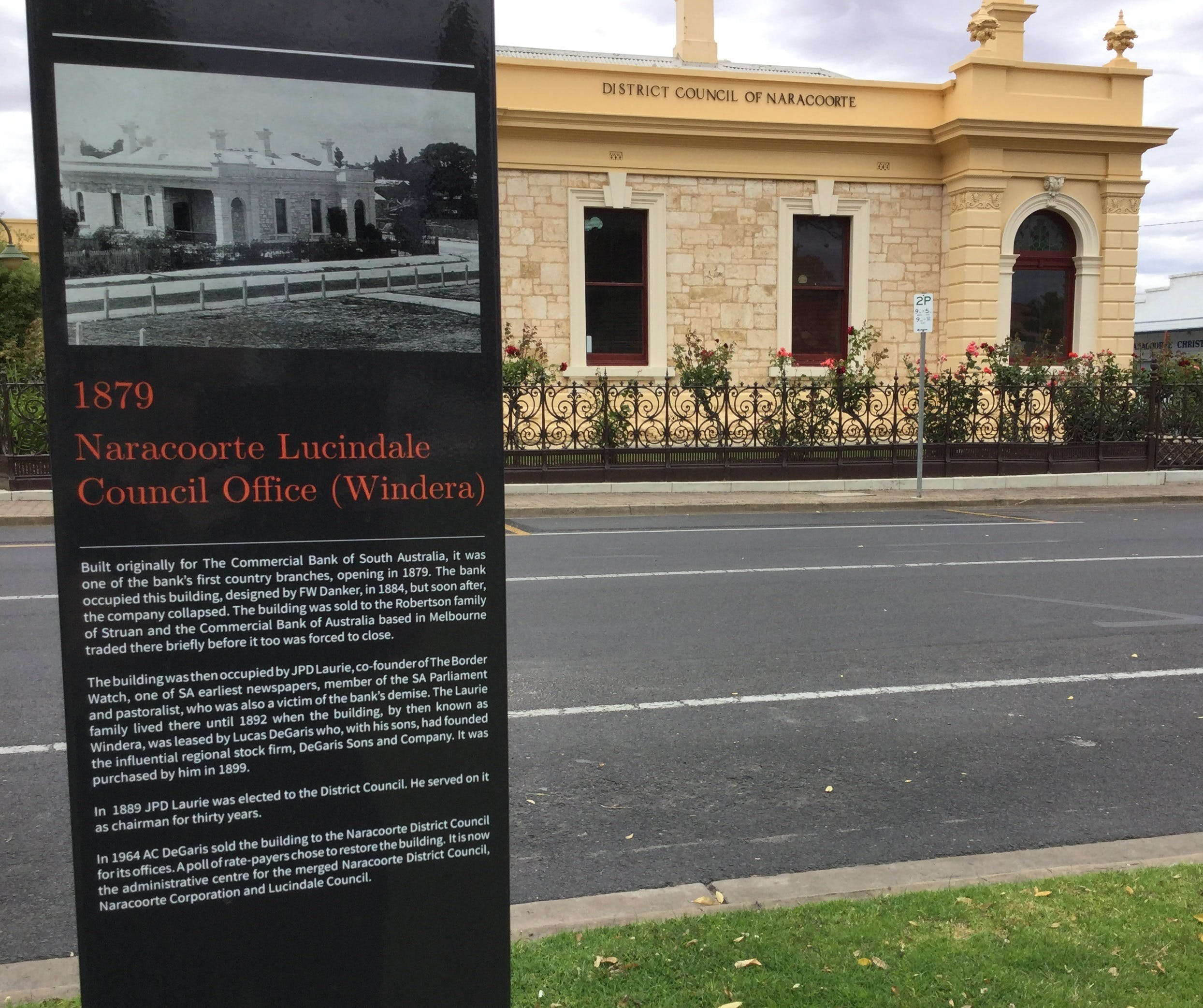 Naracoorte Heritage Trail - Accommodation in Bendigo